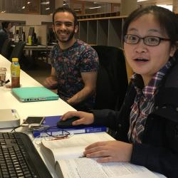 TAG Welcomes Two New PhD Students